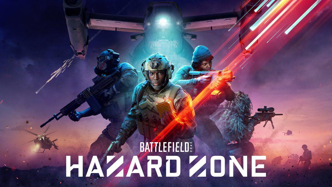 Novedades sobre Battlefield Hazard Zone: todos los detalles sobre la nueva experiencia para PS4 y PS5