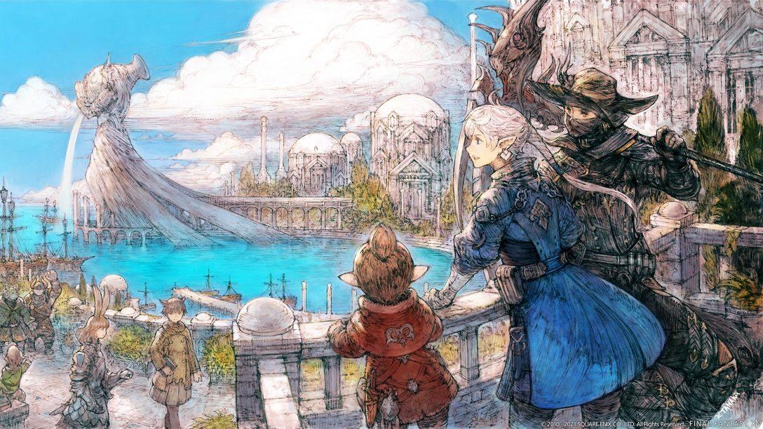 El productor y director Naoki Yoshida nos acompaña en el viaje hasta la llegada de Endwalker, la última expansión para PS4 y PS5 que llega en noviembre.