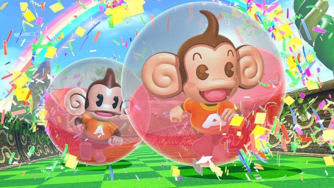 Super Monkey Ball Banana Mania: una carta de amor a los fans de la saga