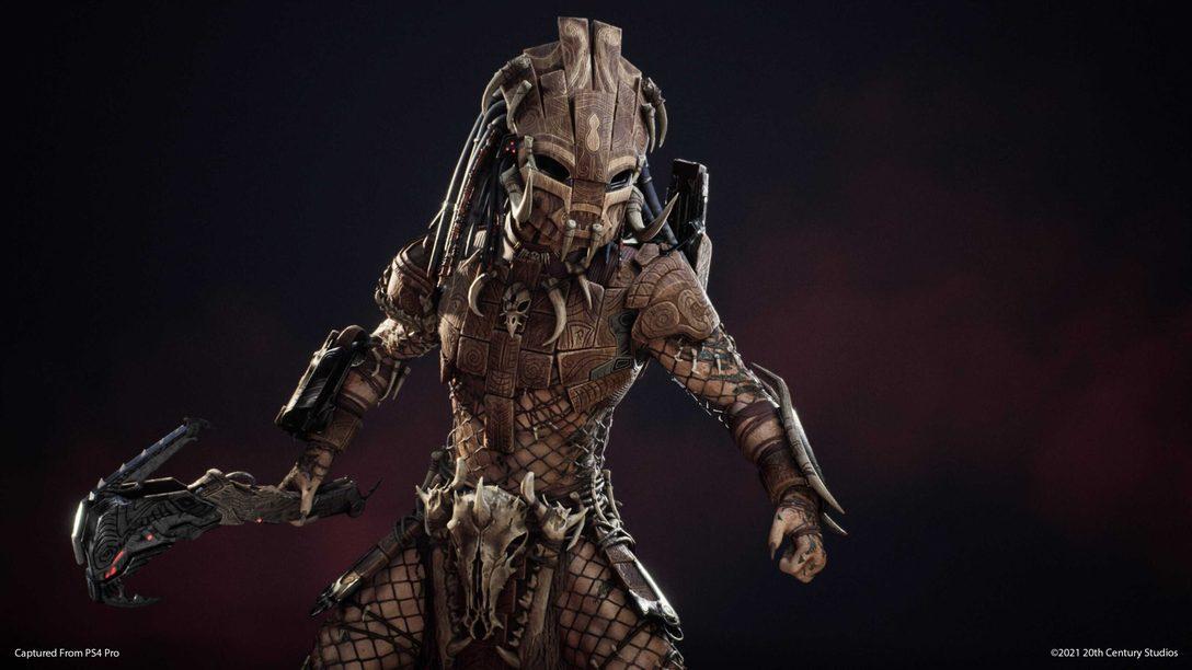 Felices sustos y cacerías en Predator: Hunting Grounds